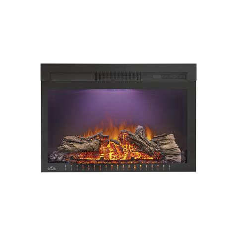 napoleon cinema series 27 in electric fireplace insert