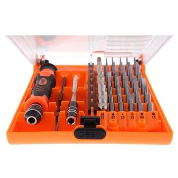 Jakemy 45 In 1 Interchangeable Magnetic Screwdriver Set Jm 8129 jakemy 42 in 1 interchangeable magnetic precision screwdriver set repair tools jm 8128
