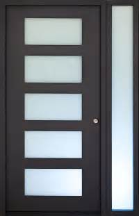Modern Glass Front Door Interior Doors And Exterior Doors Contemporary Wood Doors Modern Entry Doors By Milanodoors