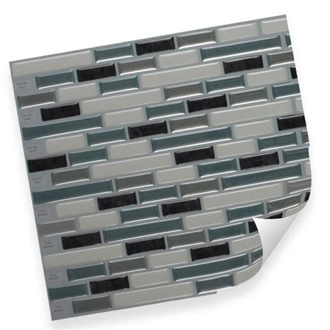 Vinyl Aufkleber Fliesen by Selbstklebende Vinyl Mosaik 3d Fliesen Wandgestaltung