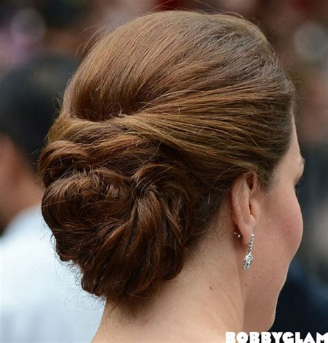 hairstyles how to do updos kate middleton updo hairstyle tumblr