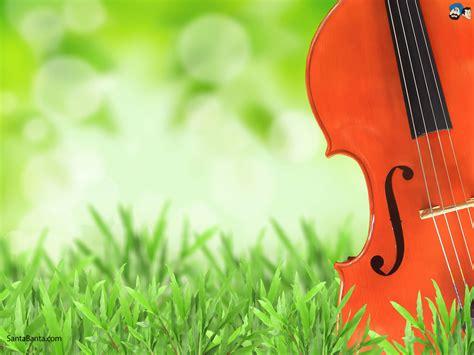 musical instruments wallpaper