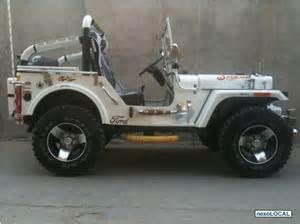 Landi Jeep Modified Open Jeep Chandigarh Mitula Cars