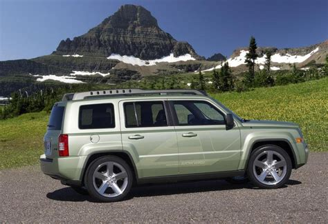2009 jeep patriot reviews 2009 jeep patriot ev review top speed