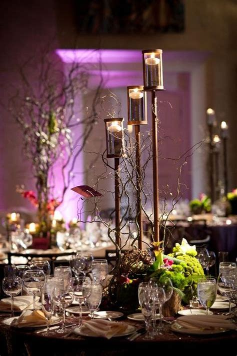 Enchanted Forest Table Decorations by 65 Enchanted Forest Wedding Ideas Happywedd