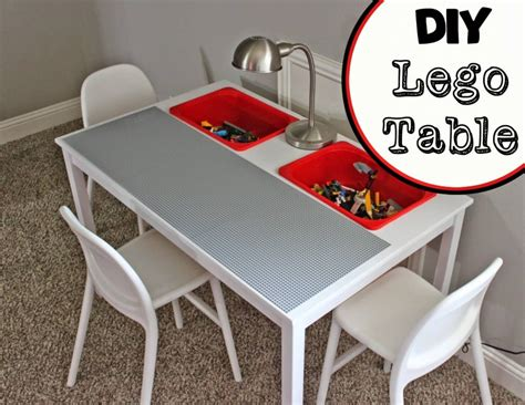 Ikea Dining Table Hack by Lego Tables Ikea Hacks Amp Storage Keep Calm Get Organised