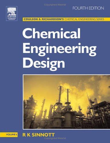 chemical engineering design chemical engineering volume 6