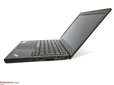 Lenovo X240 Review Lenovo Thinkpad X240 Ultrabook Notebookcheck Net