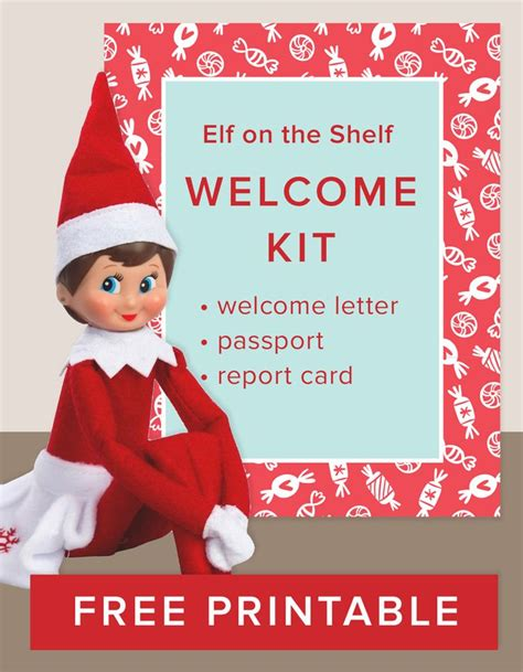 free printable elf on the shelf welcome back letter 1000 ideas about naughty santa on pinterest