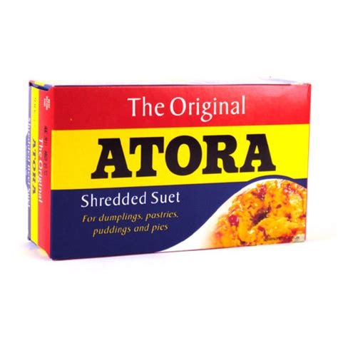 atora shredded suet delivered worldwide by