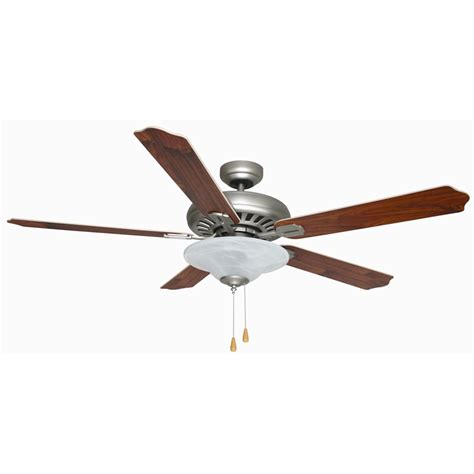 aloha ceiling fan aloha 174 52 quot dual mount antique brass ceiling fan