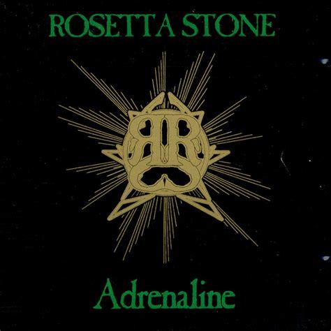 rosetta stone lyrics rosetta stone adrenaline lyrics meaning lyreka