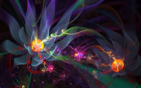imagenes abstractas en 3d flores 3d abstractas 1680x1050 fondos de pantalla y