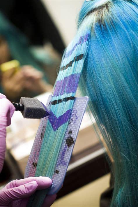chalk hair color the 25 best hair chalk ideas on diy hair