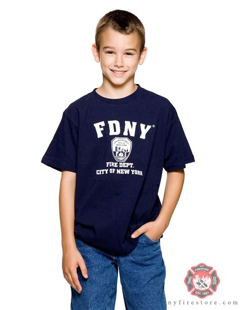 T Shirt Kid 4 fdny firefighter shirts patches and pins fdny navy athletic t shirt shipping of