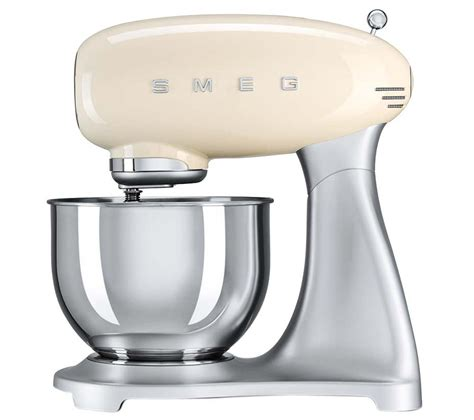 Food Mixer buy smeg smf01cruk 50 s retro stand mixer free delivery currys