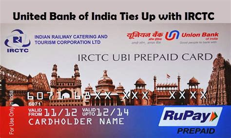 ubi bank services united bank of india ties up with irctc banks ifsc codes