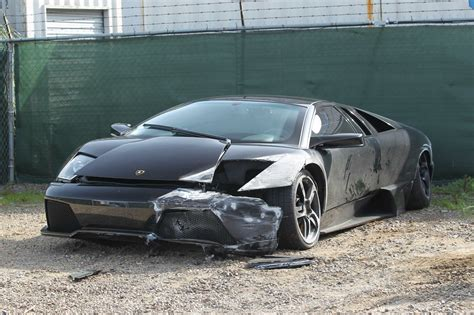 Lamborghini Crashes Crashed Lamborghini Still Not Claimed The San Diego