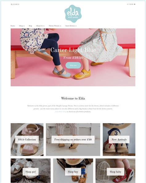 shopify themes kingdom 14 of the best shopify mobile themes down