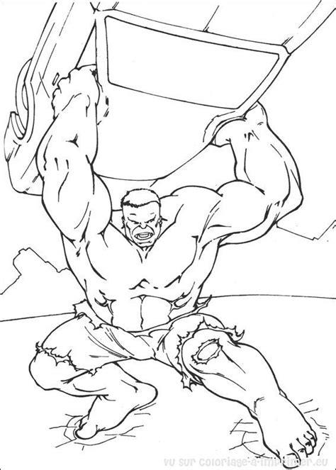 Coloriages A Imprimer De Hulk Coloriage A Imprimer