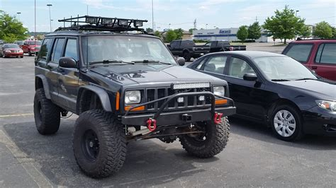 Jeep Prerunner Betty The Dd Overlanding 98 Xj Jeep Forum