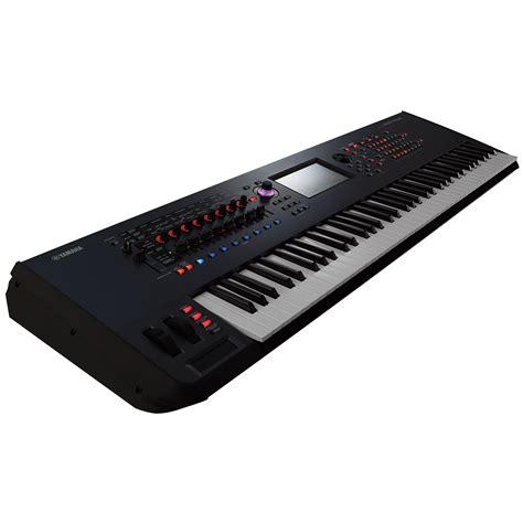 Keyboard Yamaha Musik yamaha montage 7 171 synthesizer
