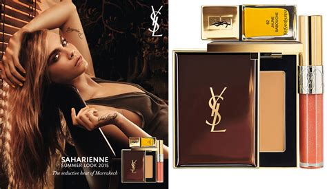 Makeup Ysl ysl saharienne makeup collection for summer 2015 makeup4all