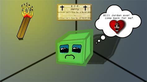 captainsparklez jerry jerry the slime captainsparklez wiki