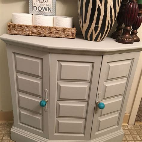painted cabinet with americana decor chalk paint in color quot primitive quot home decor