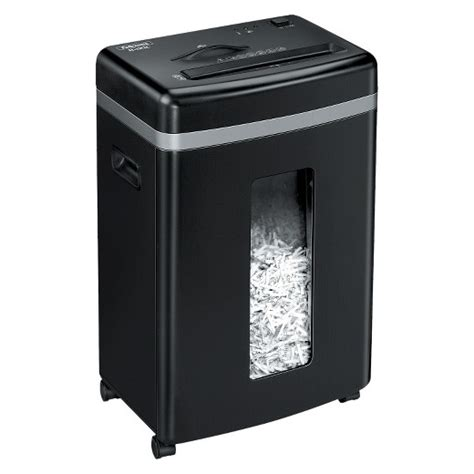 paper shredder reviews fellowes 174 powershred 174 b 121c cross cut paper shredder 12 sheets black target