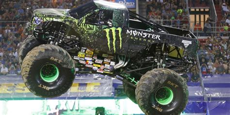 Monster Jam Lyon France News 24 Live