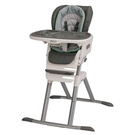 graco 1922220 swiviseat multi position baby high chair in