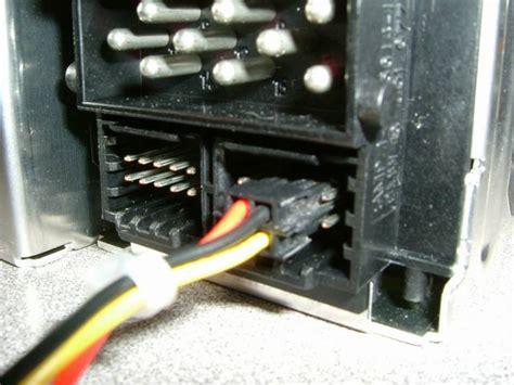 aux input cable bmw e46 3 series diy