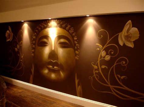 buddha wall mural inspire murals