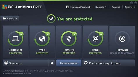 best security antivirus 2015 avg antivirus free 2015 2016 review pc advisor