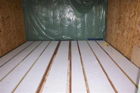 Insulating A Shed Floor by New Workshop Projects Workshop Tours And Past Mistakes