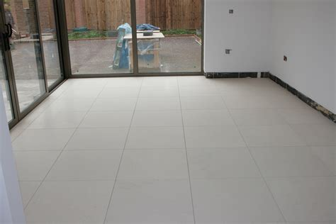 White Floor Tile by White Tile Floor