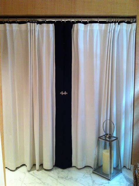 closet curtains instead of doors 19 best images about closet doors and curtains on