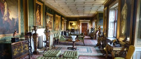 Denmark Interior Design collecting and displaying art longford castle and the