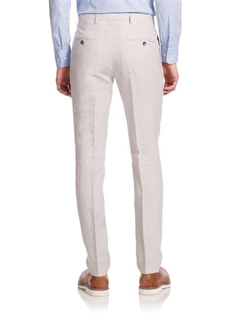 light grey dress pants linen dress pants pant so
