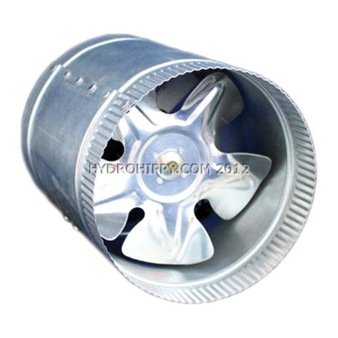 7 duct booster fan 8 quot booster in line duct fan air ventilation