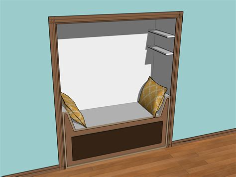reading nook 3 ways to make a reading nook in your room wikihow