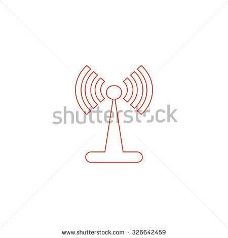 Simple Search Wi Satellite Network Access Point Stock Photos Images Pictures