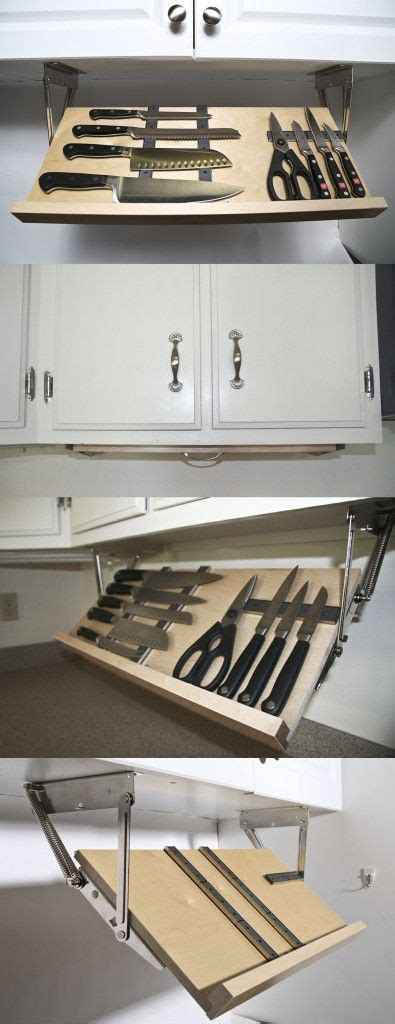 Counter Knife Rack by Best 25 Cookbook Holder Ideas On Magnetic