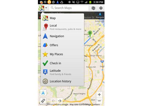 apple maps for android updates android maps app after apple boots it from iphone cio