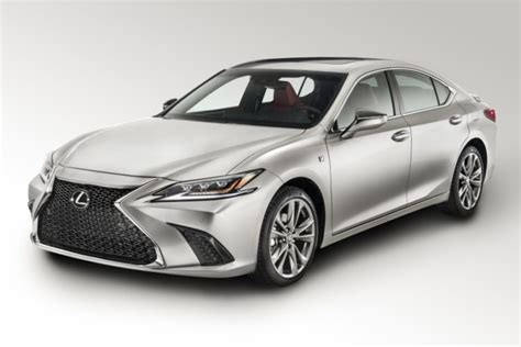 2019 Lexus Es 350 by 10 Things You Didn T About The 2019 Lexus Es 350