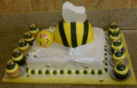 Bee Cake Decorations by Bumble Bee Cakes Decoration Ideas Birthday Cakes