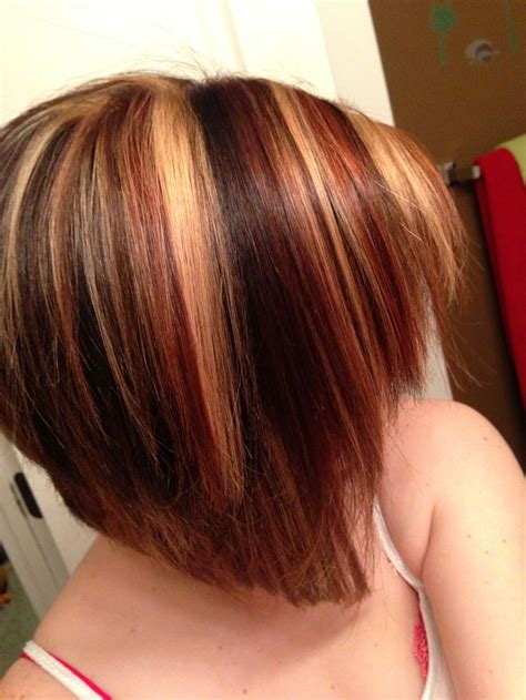 hair coloring hair hairtalk 174 71259 bob with highlights 20 gallery images for hair with