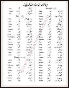 Spoken english course in urdu lesson 19
