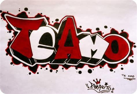 imagenes k digan te amo brayan te amo brayan en graffiti imagui
